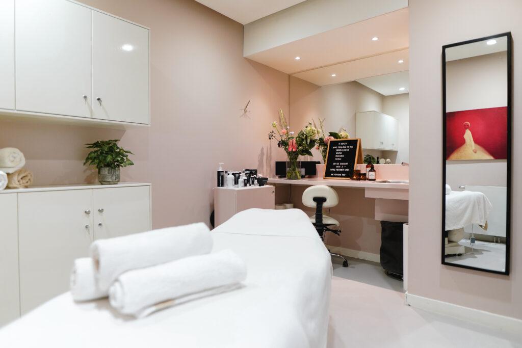 Beauty salon de pijp